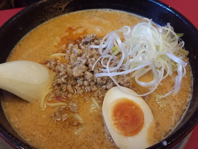 藤一番 坦々麺