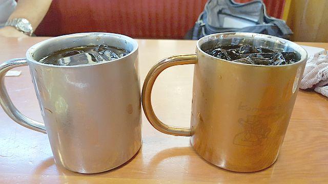 コメダ 金&銀コーヒー